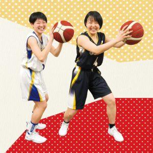 女子バスケットボール部[高等学校]写真