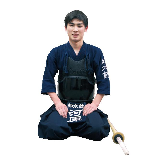 剣道部[高等学校]写真