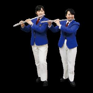 吹奏楽部[中学校]写真