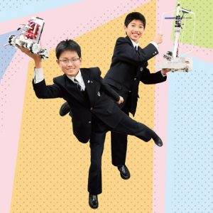 ロボット研究部[中学校]写真