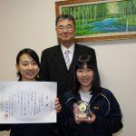 第2回広島県高等学校ダンスフェスト リズム部門受賞報告会(ダンス部)