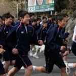 マラソン大会(中学男子)
