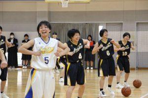 高校クラブ紹介 バスケットボール部